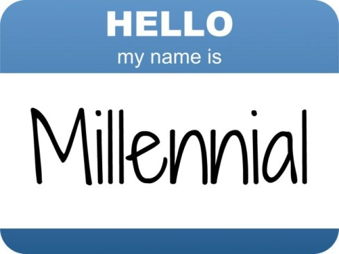 hello my name is mllennial
