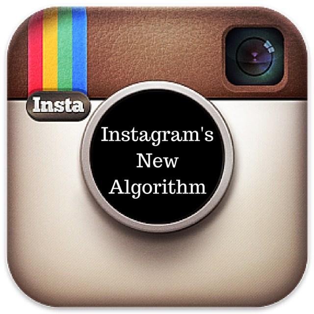 INstagram's New Algorithm