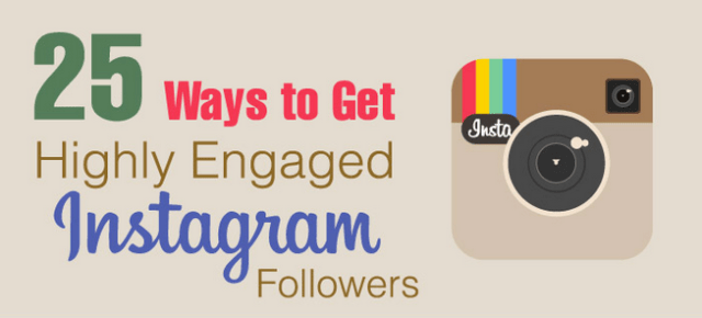 25 Ways to Engage Instagram Followers