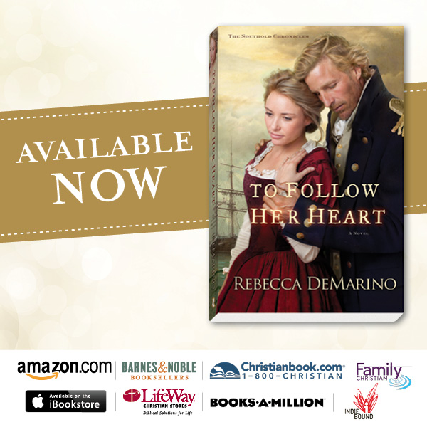 Release Day for To Follow Her Heart!!