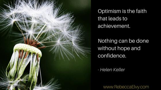 Persistence Optimism