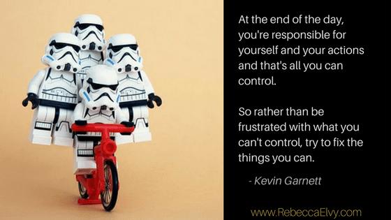 Control Kevin Garnett