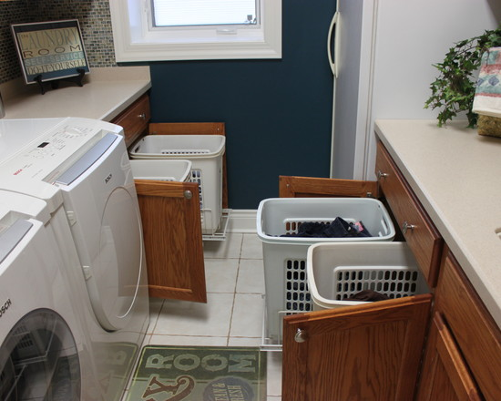 Laundry Room Makeover (Kansas City)