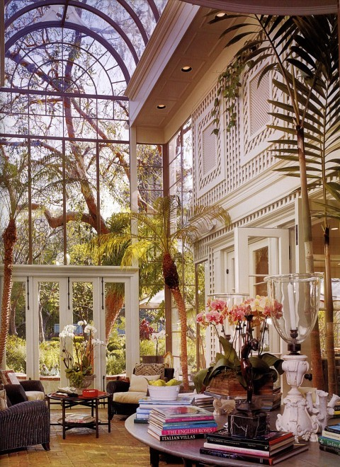 Conservatory, Beverly Hills, California