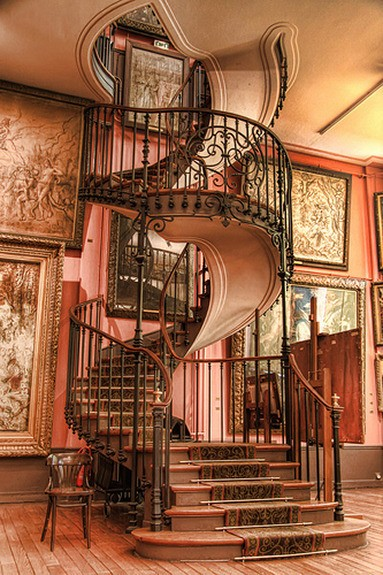 Spiral Staircase, France