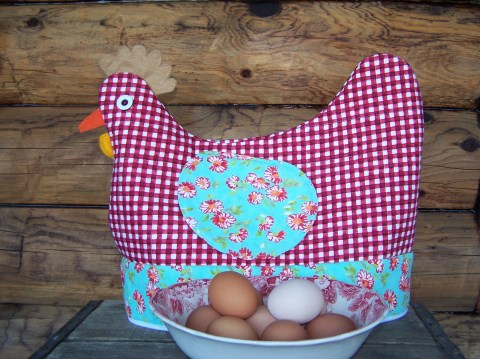 Chicken Tea Cozy Coop
