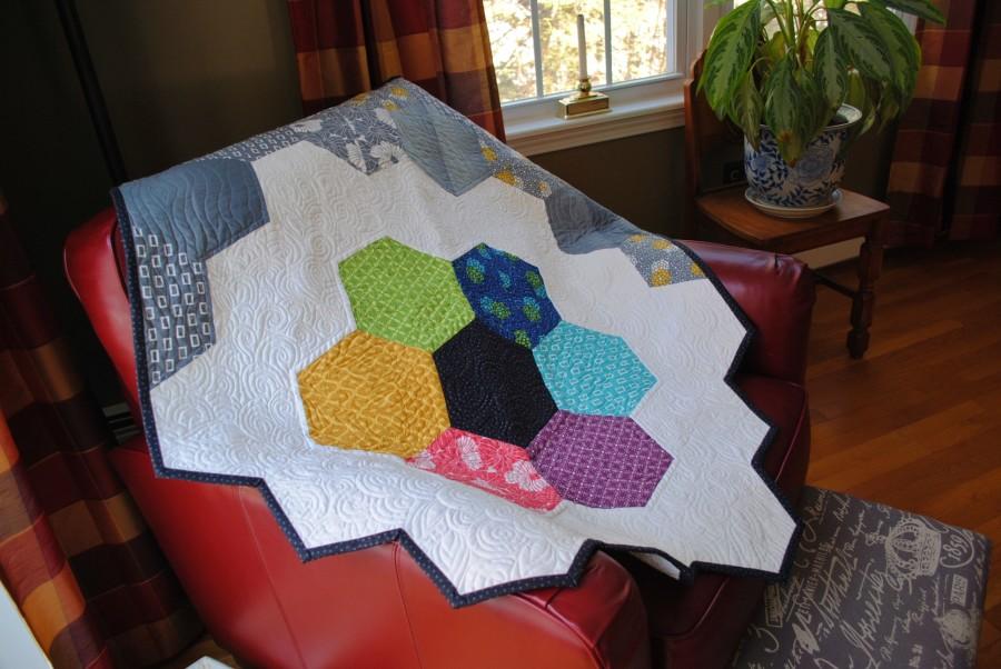 grandmothers modern quilt pattern