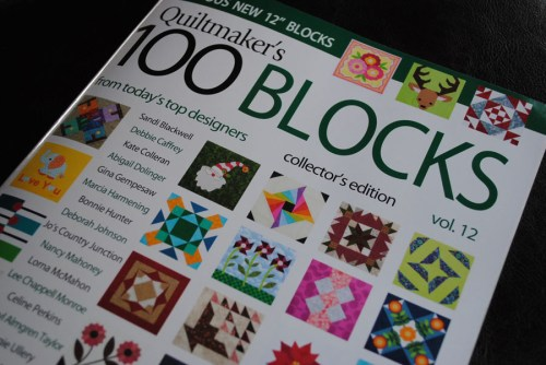 quiltmakers 100 blocks volume 12