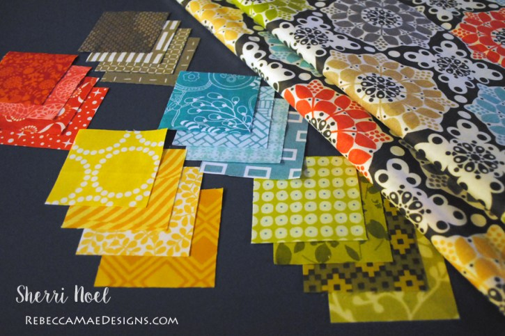 choosing fabric for your first quilt