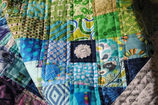 love wins quilt pattern by sherri noel