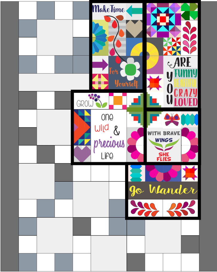 dear daughter quilt chapter 1-5
