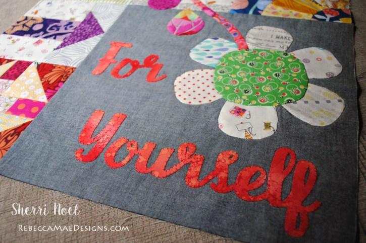 dear daughter quilt
