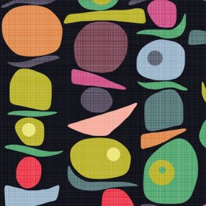 equilibrium fabric by scrummy on spoonflower