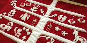 Jul i scandinavia christmas quilt a long
