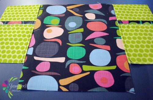 Bento Bag - lunch bag and snack bag tutorial