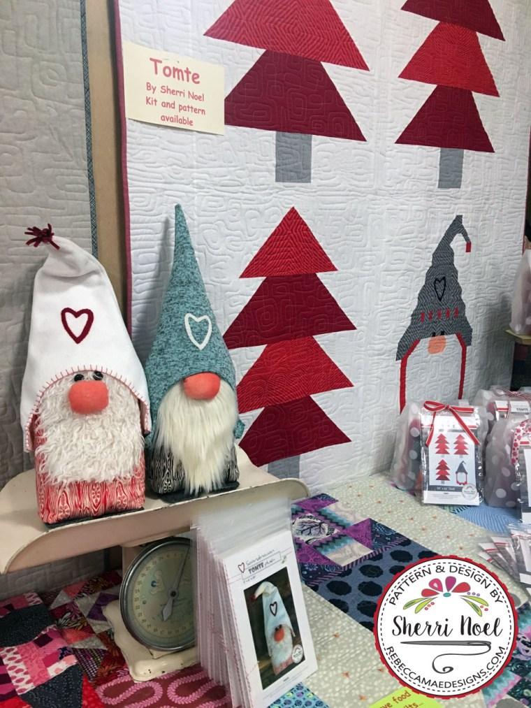 Tomte Plush Gnome Pattern