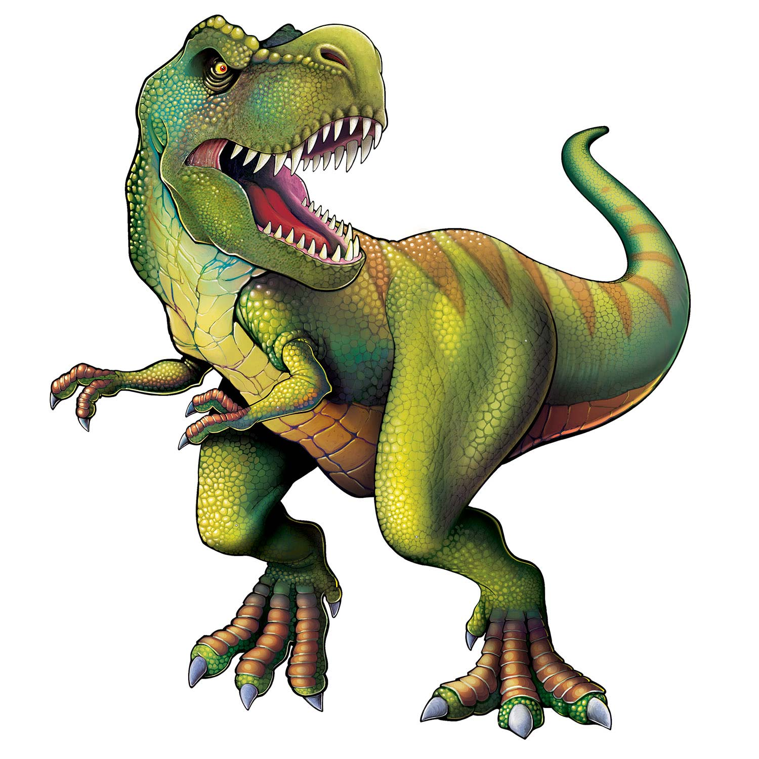 T Rex Dinosaur Jointed Cutout
