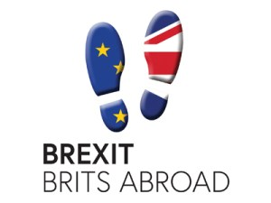 Brexit Brits Abroad Project Logo