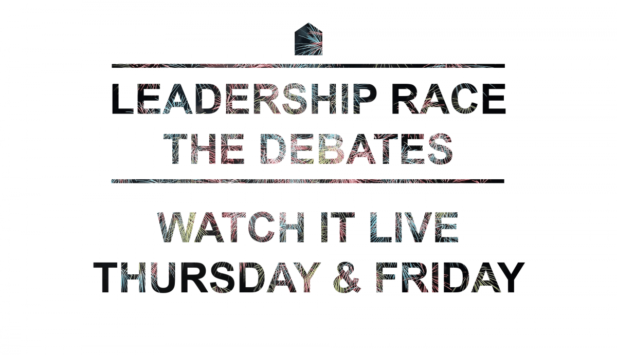 SU Leadership Race: The Debates