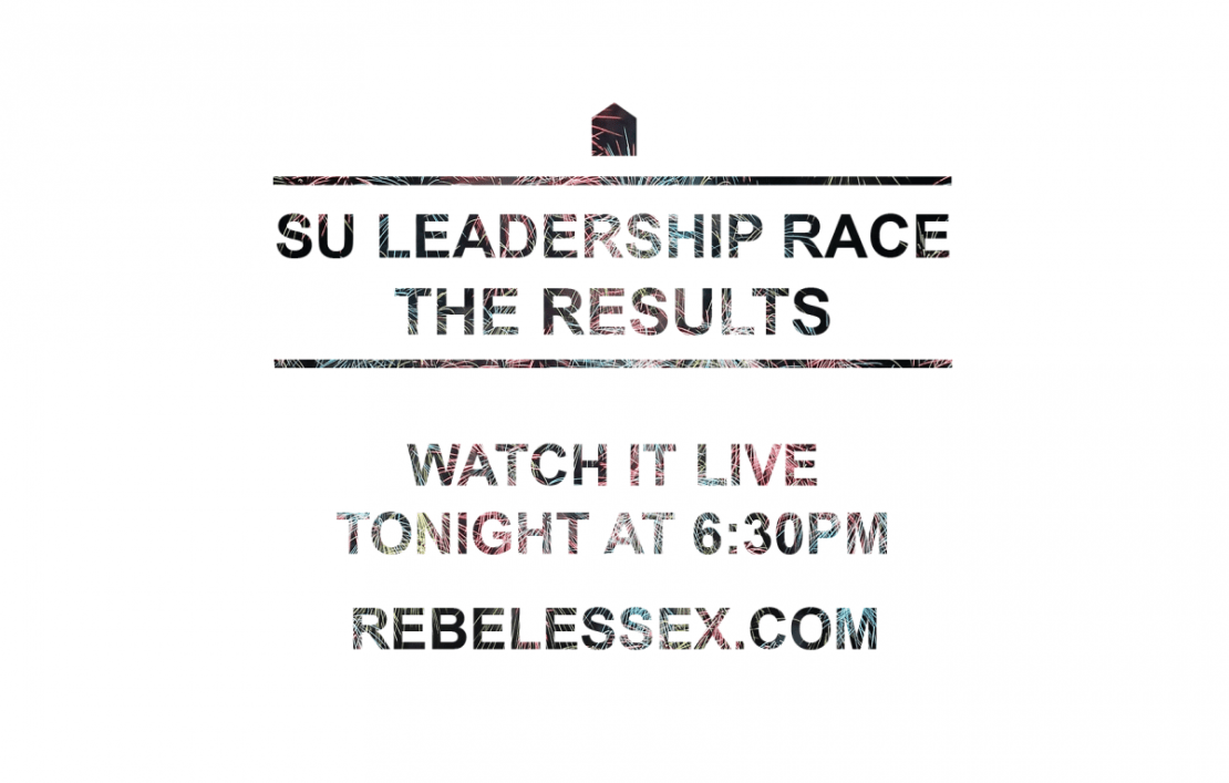 "Title image for ""SU Leadership Race: The Results"""