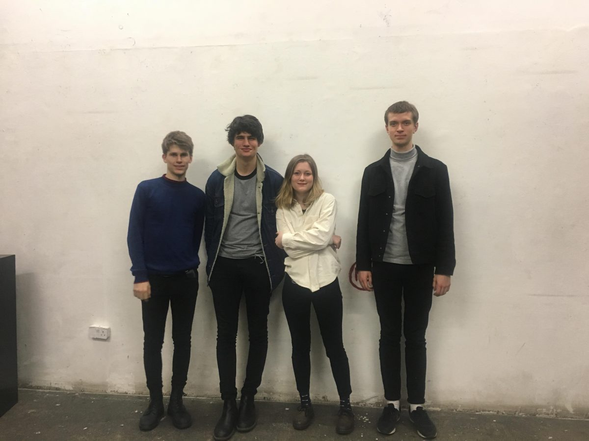 Picture of Sløtface band