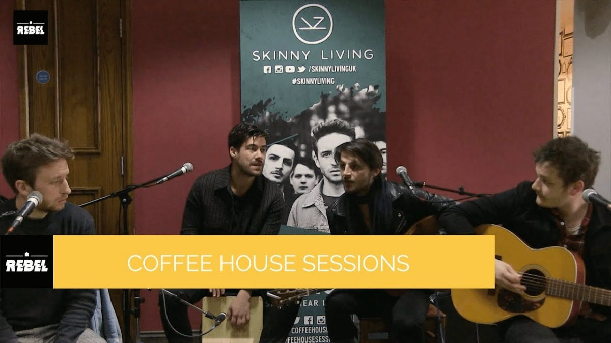 Coffee House Sessions - Skinny Living