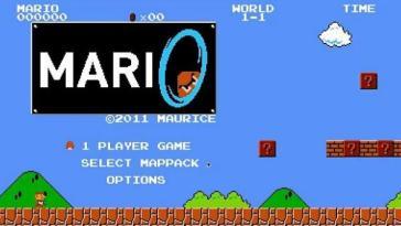 Super Mario Portal