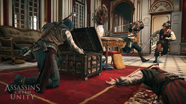 Assassin's Creed Unity 5