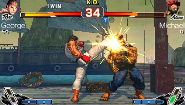 Super Street Fighter IV 3DS