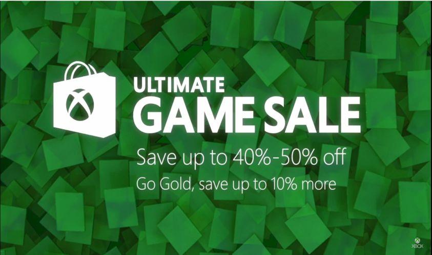 Ultimate Game Sale für Xbox One im Überblick