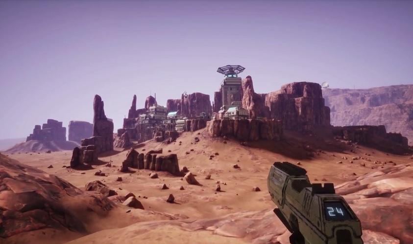 Memories of Mars ist ein neues Open-World-Online-Sandbox-Spiel der Macher von Tropico 6