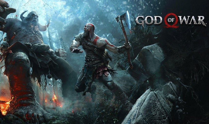 TV-Werbung und neues Gameplay-Video zu God of War