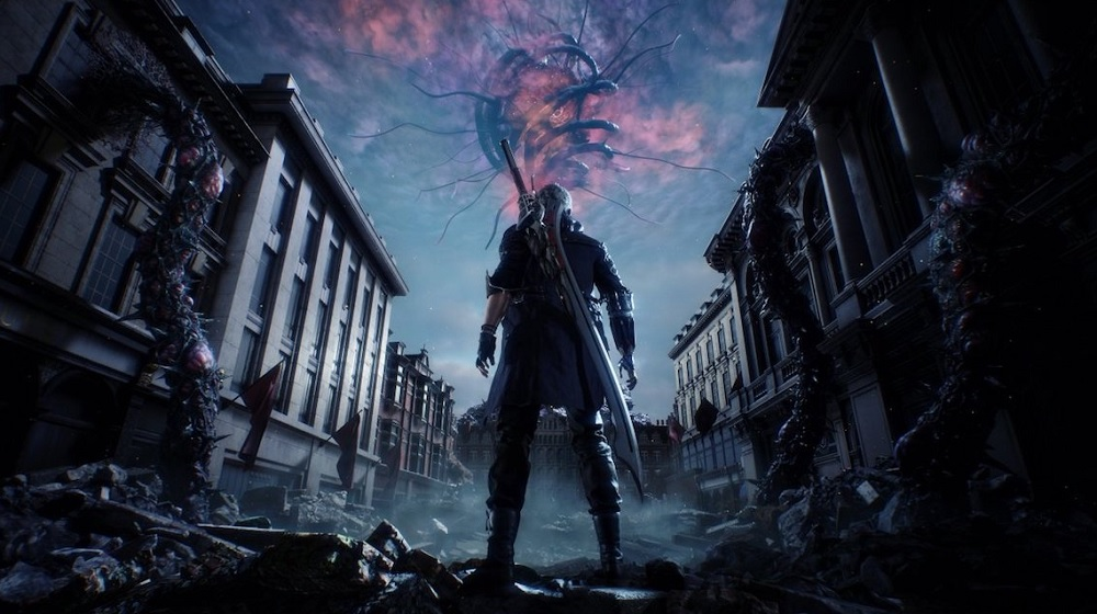 Devil May Cry 5: Der Bloody Palace öffnet am 1. April seine Pforten