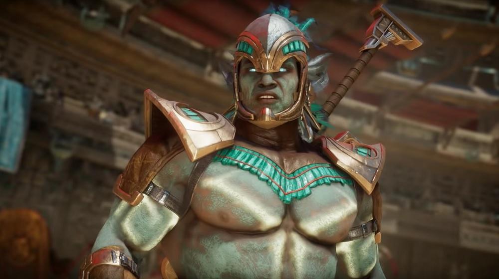 Mortal Kombat 11: Kotal Kahn gibt sich die Ehre