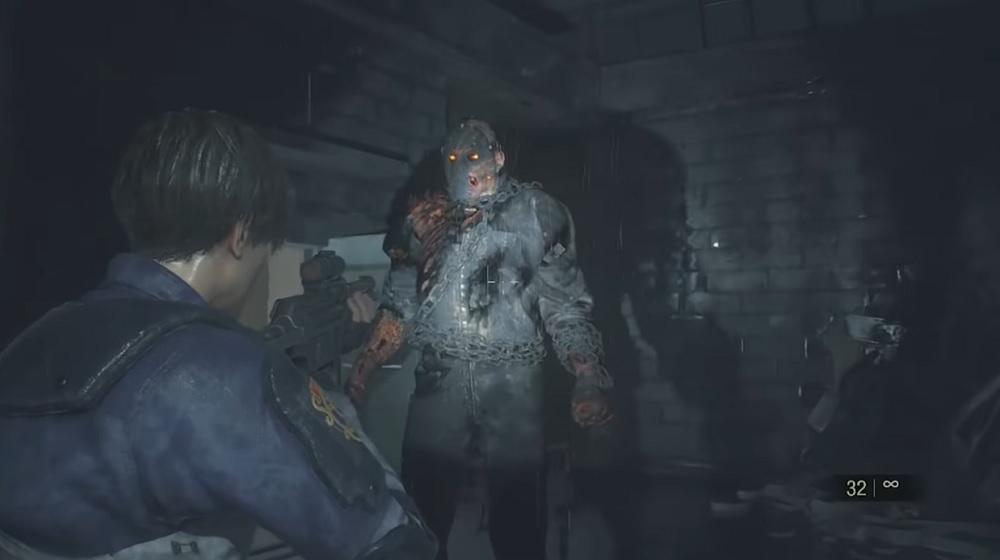 Resident Evil 2: Neue Modifikation verwandelt Mr. X in Jason Voorhees