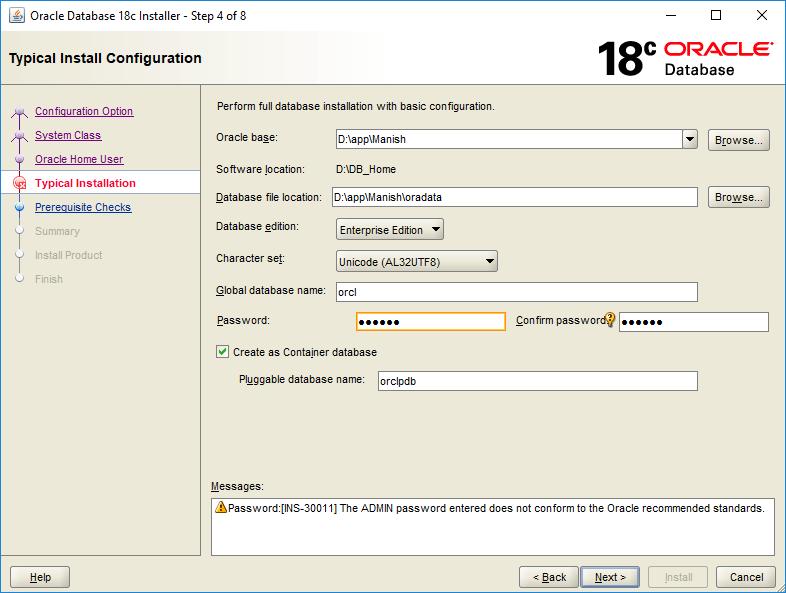 How To Install Oracle Database 18c On Windows 10 | RebellionRider
