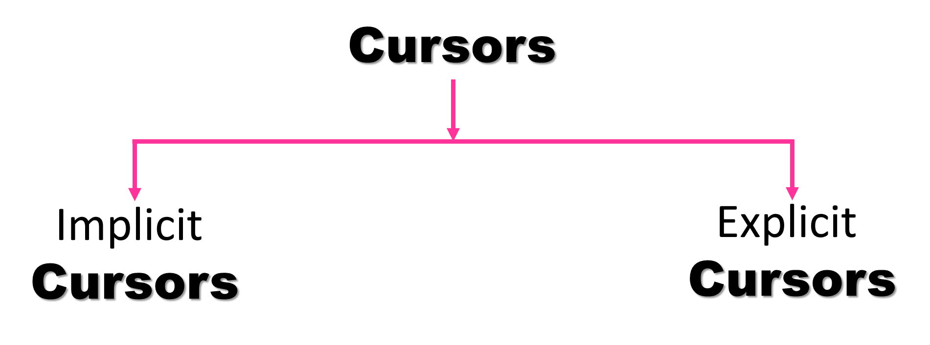 What Are PL/SQL Cursors In Oracle Database | RebellionRider