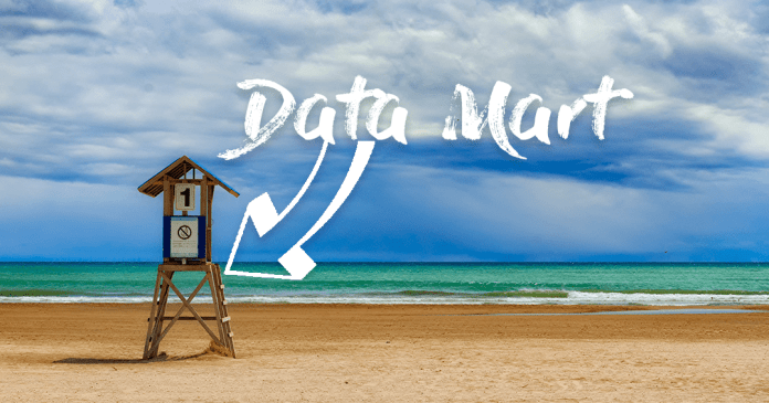 what is a data mart by manish sharma-min
