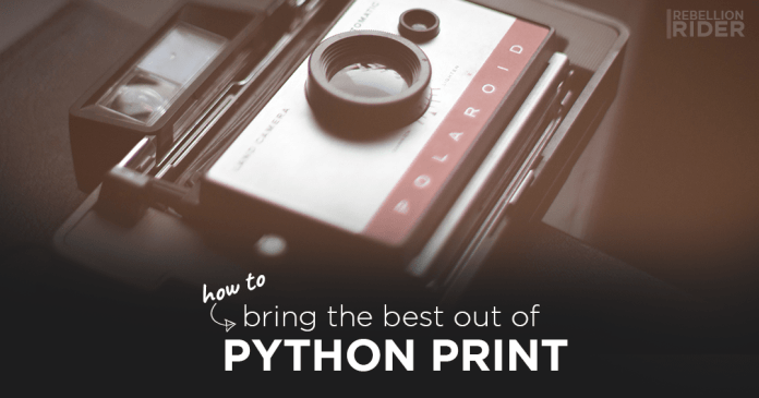 python print with examples in 2019 by manish sharma