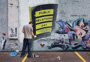 marketing & public relations services