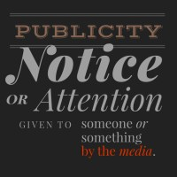 public relations and publicity services