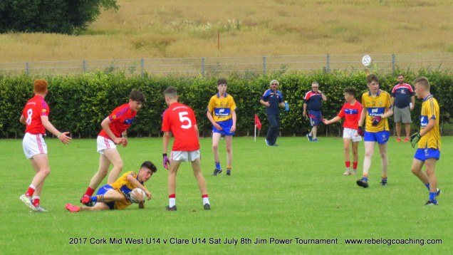 Cork Mid West V Clare 8th Jule (31)