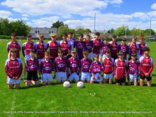 East Cork PPS Semi Final (2)