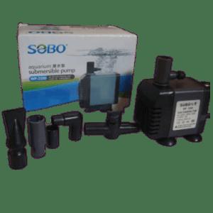 SOBO WP3300 Pump Details at Rebel Pets