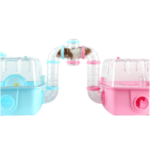 RJ714 Hamster Cage Connected at Rebel Pets