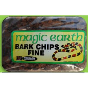 R3012 Robalon Magic Earth Bark Chips Fine 2 litre