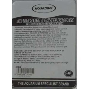 AAB0071 Algae Block Label at Rebel Pets