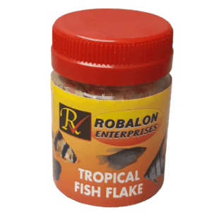 A5100 Robalon Tropical Fish Flake at Rebel Pets