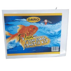 Deluxe Fish Bowl Starter Kit