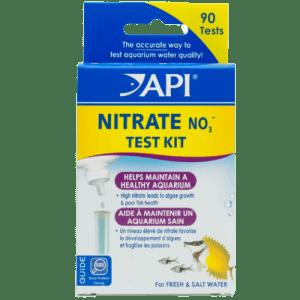 API Nitrate Test Kit 90 box at Rebel Pets